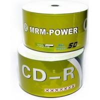 CD -R 52X диск Матовый MRM-POWER 700MB 80 мин в упаковке 50 шт