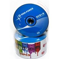 DVD+R 16x4.7 Gb 120 мин MRM-POWER  в упаковке 50 шт